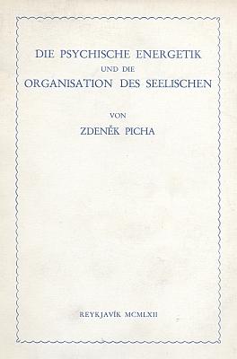 Obálka jeho práce, vydané v Reykjaviku (1962)
