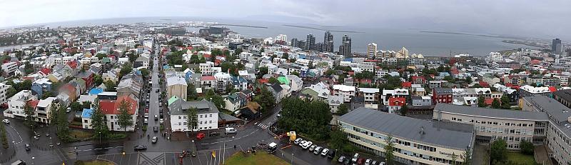 Reykjavik, kde žil a zemřel