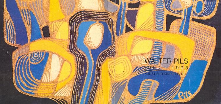 """Obálka (1995) monografie, výnosem věnované jako jiná jeho díla od roku 1990 brazilským """"dětem ulice"""""""