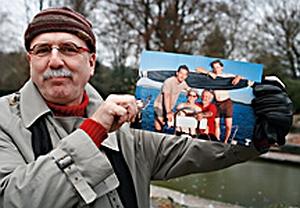 S fotografií svých dětí