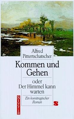 Obálka (1995) jedné z jeho knih, vydané nakladatelstvím Styria veŠtýrském Hradci