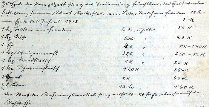 Jeho zápis na stránkách farní kroniky