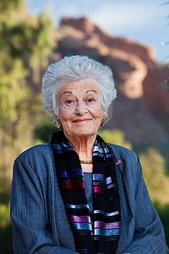 Paní Gerda Weissmannová (viz i Werner Ruge)
