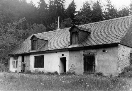 Rodný Železný Hamr (viz i Wilhelm Pleyer)