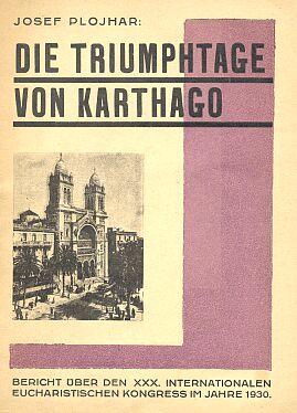 Obálka (1930) vlastním nákladem vydané knihy s německy tištěným věnováním rodičům uvnitř a českým věnováním a vlastnoručním podpisem navrch