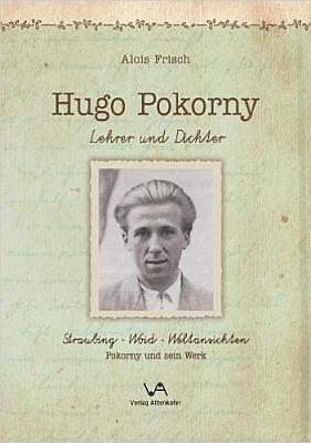 Obálka (2013) knihy o něm, vydané nakladatelstvím Attenkofer ve Straubingu