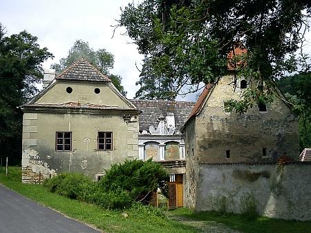 Hamerský mlýn u Dobrkovic