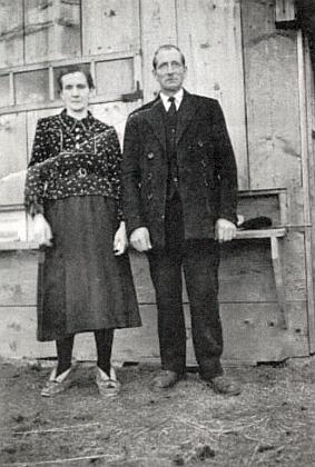 Rodiče Maria a Karl Pollakovi