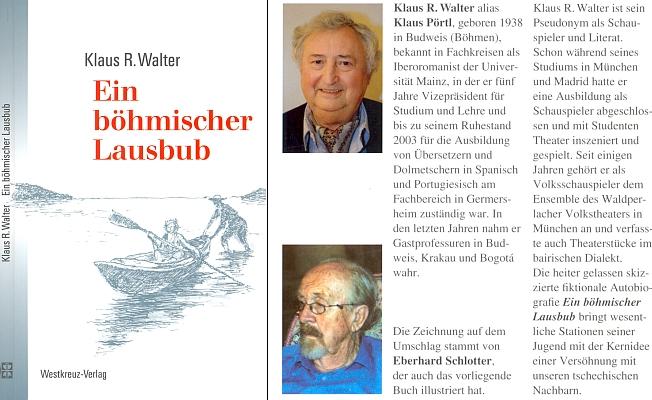 Obálka (2011) jeho knihy z nakladatelství Westkreuz Verlag