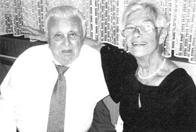 Se svou ženou Evelin