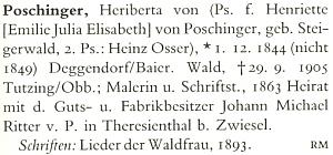 Její heslo v německém literárním lexikonu