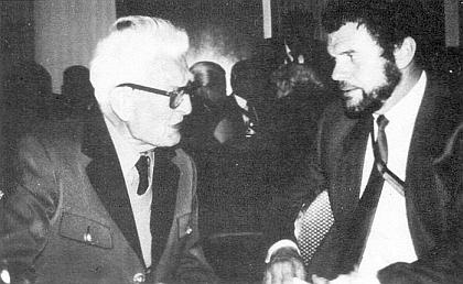 V rozhovoru se Seppem Skalitzkym