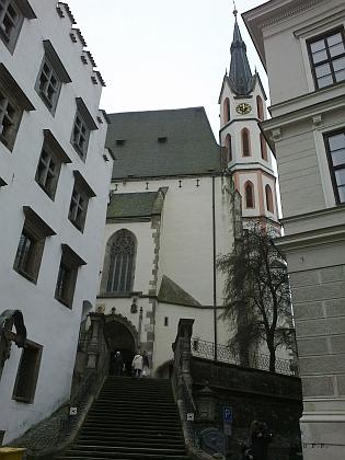 Kostel sv. Víta...