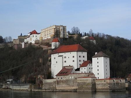 Šumavské muzeum sídlí na pasovském Horním hradě