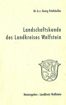 Obálka (1963) jeho vlastivědy bavorského okresu Wolfstein, který vydalo nakladatelství Morsak v Grafenau