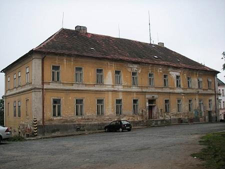 Rodný dům čp. 36  v Poběžovicích