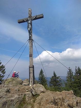 Kříž na Roklanu