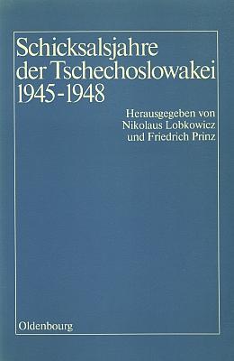 Friedrich Prinz byl spolueditorem a autorem předmluvy k tomuto sborníku o osudových letech Československa 1945-1948, vydaném v nakladatelství Oldenbourg roku 2001