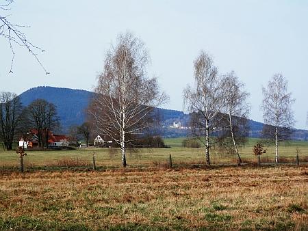 Vyhlídky (Egersee) u Horní Stropnice