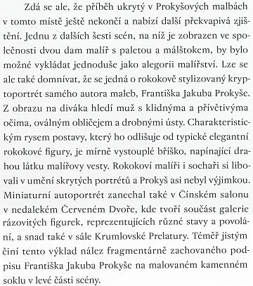 Úvaha Petra Pavelce o malířových autoportrétech
