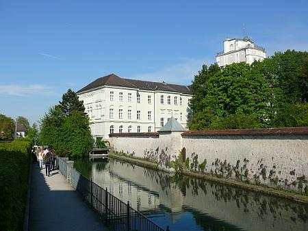 Klášterní gymnázium v Kremsmünsteru