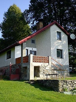 Kaple v Babí, vysvěcená páterem Plonerem v srpnu 1934 a přestavěná dnes na obytný dům