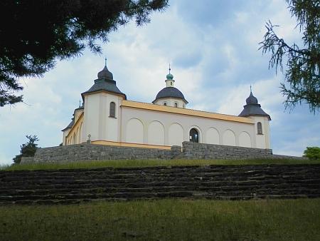 Poutní kaple Svatých Andělů Strážců nad Sušicí