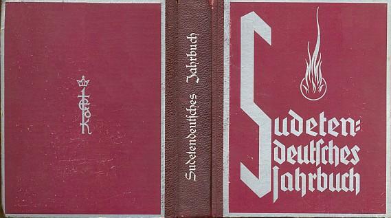 Obálka (1937) sborníku s jeho verši