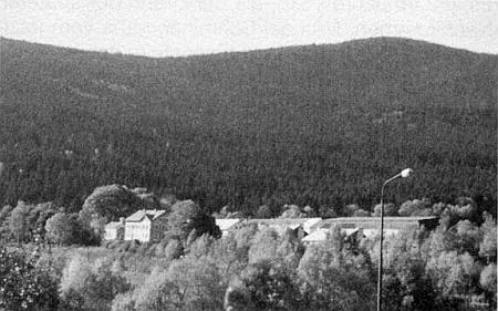 Girglhof na snímku z roku 1990
