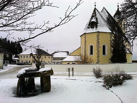 V Sankt Stefan am Walde působil jako farář do roku 1948