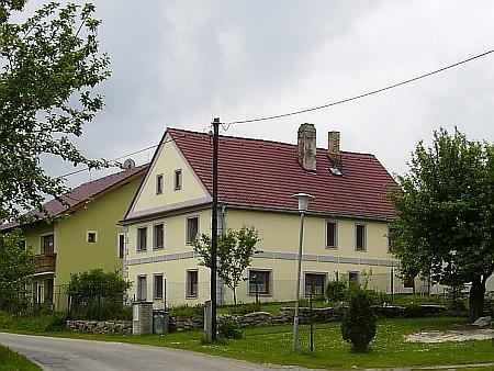 Rodný dům čp. 26 v Kamenné