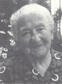 Maminka Katharina, roz. Seidlová, zemřela v říjnu 1980,     otec Michael už v roce 1968