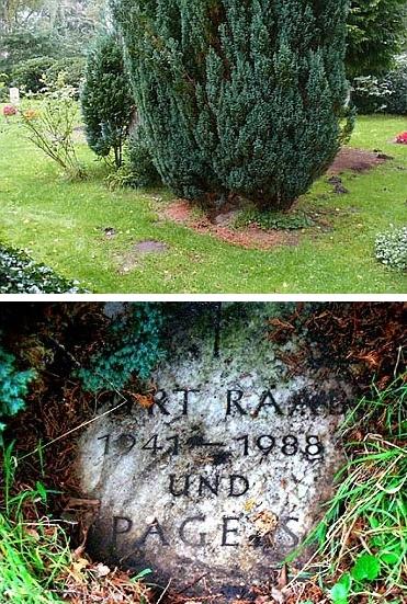 Hrob Kurta Raaba v Hamburku