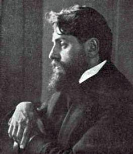Karl Wilfert mladší, autor Stifterova pomníku v Horní Plané