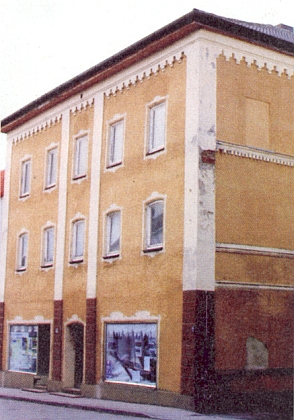 Jeho rodný dům v Neukirchen beim Heiligen Blut