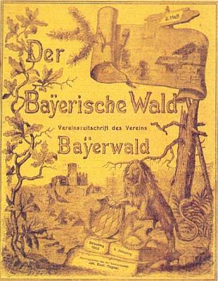 Obálka časopisu z roku 1905