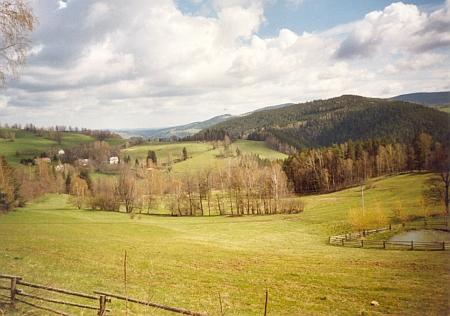 Krajina u Krejčovic