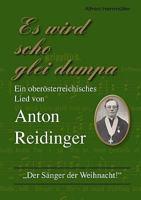 Obálka (2012) knihy o něm a jeho písni od Alfreda Herrmüllera (*1950)
