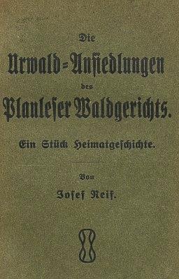 """Obálka knihy vydané v českobudějovickém nakladatelství """"Moldavia"""" (1925, viz i Ernst Kurz)"""