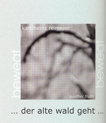 Obálka jeho knihy (2006) s fotografiemi Gunthera Frutha (Ohetaler Verlag, Riedlhütte)