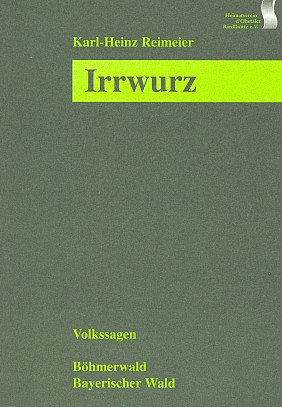 Obálka knihy (2002) vydané Heimatverein d'Ohetaler Riedlhütte