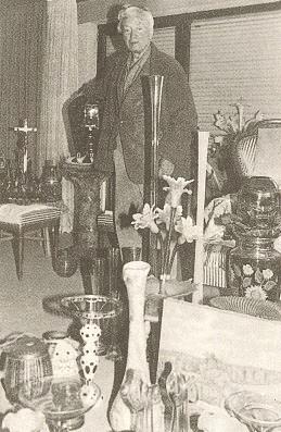 Leopold Kralik ve stáří