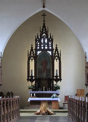 Kostel sv. Štěpána v Kvildě (viz i Siegfried Kapper)