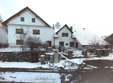 Rodný dům čp. 17 v Pěčíně