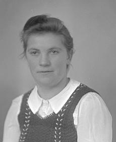 Sestra Luisa v roce 1945
