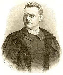 Třicetiletý, tj. v roce 1898