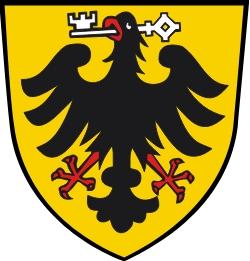 Znak jeho rodného Bad Wimpfen
