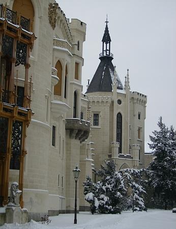 Zámecká kaple v Hluboké nad Vltavou
