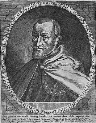 Jindřich Matyáš z Thurnu, obléhatel Českých Budějovic