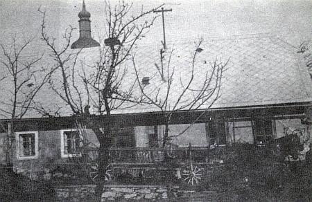 Rodný dům čp. 42 v Šitboři